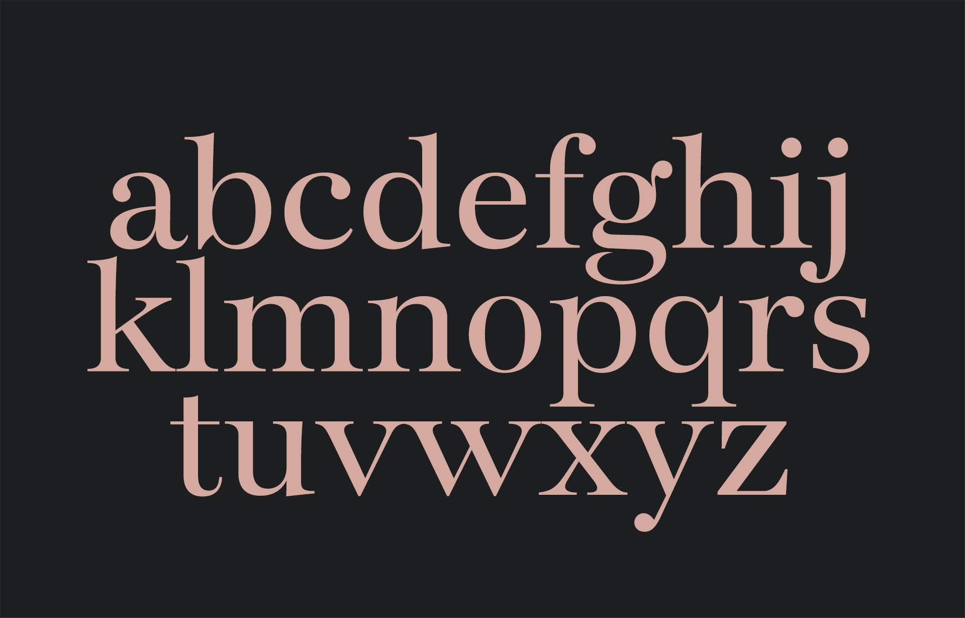 cora-typeface